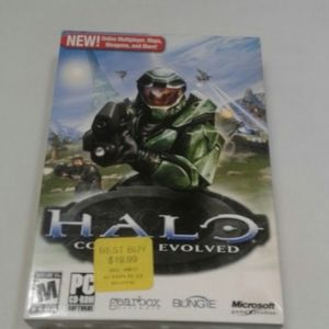 HALO Sealed PC Game 2003  Rare !
